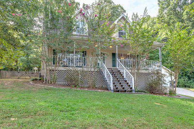 Loudon Single Family Home For Sale: 1499 Huffs Ferry Rd