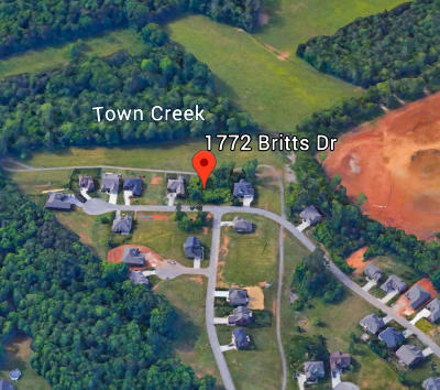 Lenoir City Residential Lots & Land For Sale: 1772 Britts Drive