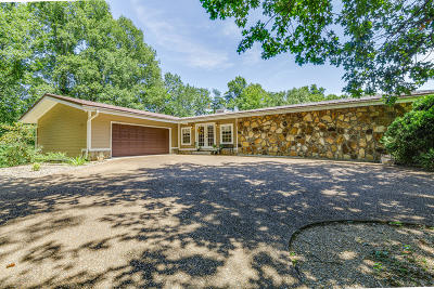 Maryville Single Family Home For Sale: 4854 Six Mile Rd