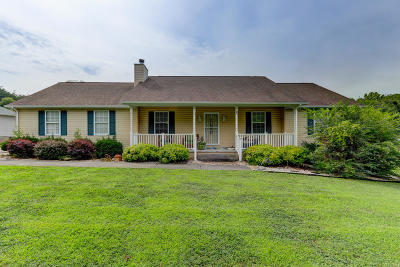 Knoxville Single Family Home For Sale: 224 Abner Cruze Rd