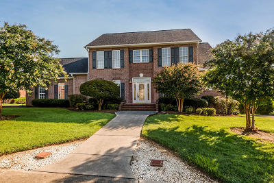 Alcoa Single Family Home For Sale: 1652 Saint Ives Blvd