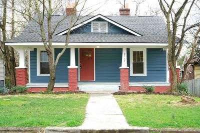 Knoxville Single Family Home For Sale: 2322 E Glenwood Ave