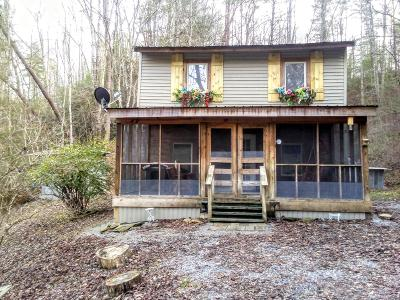 Tellico Plains Single Family Home For Sale: 1312 Rafter Rd Rd