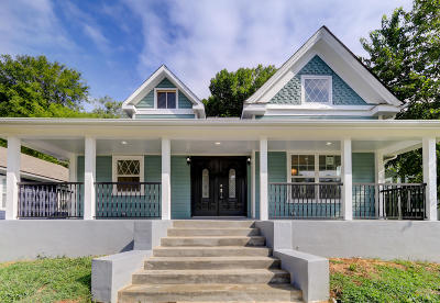 Knoxville Single Family Home For Sale: 1005 Sevier Ave
