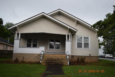 Jefferson City Single Family Home For Sale: 1323 George Ave