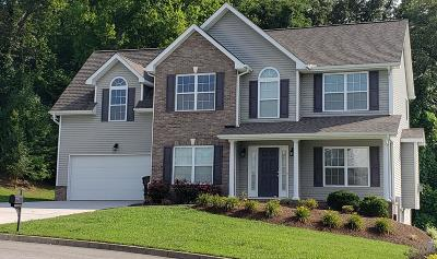 Knoxville Single Family Home For Sale: 5603 Summer Grove Lane