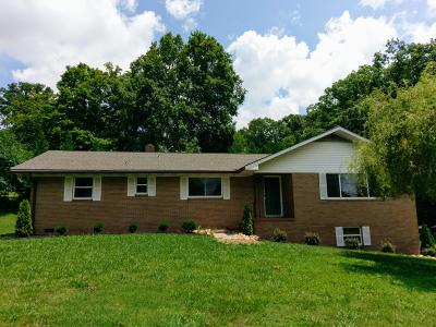 Knox County Single Family Home For Sale: 2120 Amherst Rd