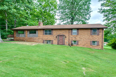 Kingston Single Family Home For Sale: 1208 River Bend Drive