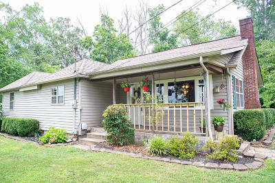Maryville Single Family Home For Sale: 4129 Bart Giffin Road