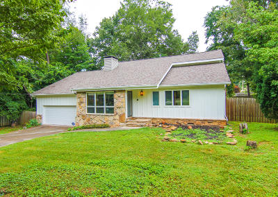 Knox County Single Family Home For Sale: 620 Hickory Woods Rd