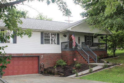Blount County Single Family Home For Sale: 4271 Pea Ridge Rd