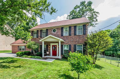 Knox County Single Family Home For Sale: 7828 Shadowood Drive