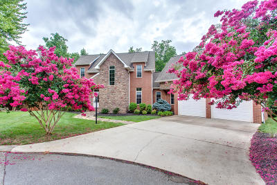 Knoxville Single Family Home For Sale: 6706 Duncans Glen Drive