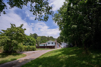 Strawberry Plains Single Family Home For Sale: 9427 Smoky Row Rd