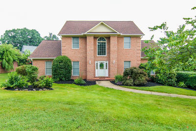 Knoxville Single Family Home For Sale: 4613 Gillcrest Drive