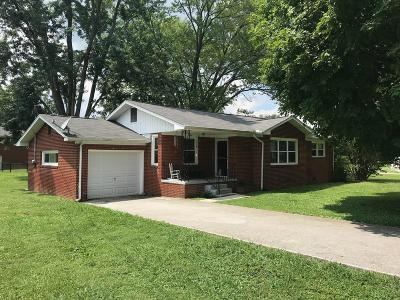Anderson County Single Family Home For Sale: 501 Riverside Drive