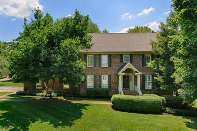 Knoxville Single Family Home For Sale: 1221 Ryan Place