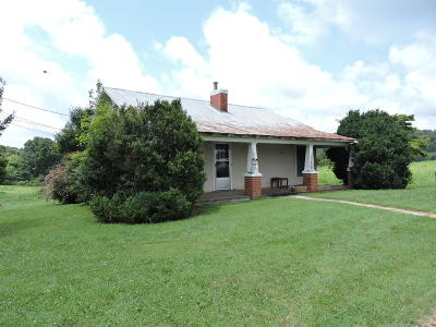 Knox County Single Family Home For Sale: 7929 Barker Rd