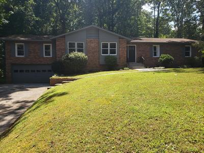 Powell Single Family Home For Sale: 8062 Camberley Drive