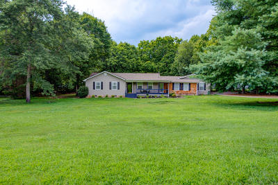 Blount County Single Family Home For Sale: 3815 Jay Kerr Rd