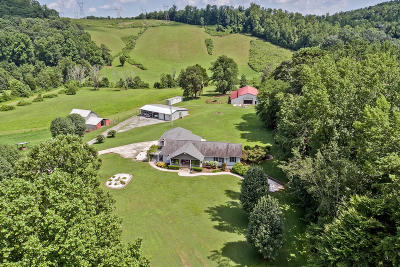 Single Family Home For Sale: 3480 Sugar Grove Valley Rd