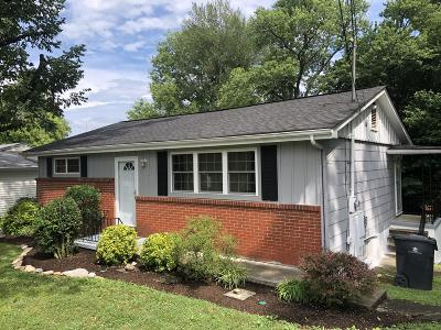 Knoxville Single Family Home For Sale: 402 Howell Ave