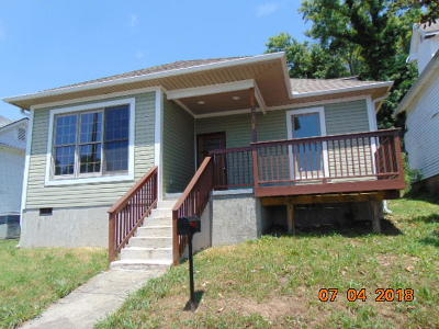 Blount County, Loudon County, Monroe County Single Family Home For Sale: 531 W 2nd Ave