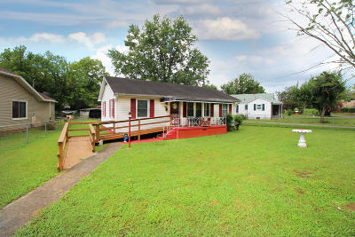 Knoxville Single Family Home For Sale: 3887 Speedway Circle