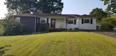 Maryville Single Family Home For Sale: 2721 Patrick Ave