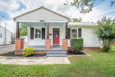 Maryville Single Family Home For Sale: 428 Loudon Ave