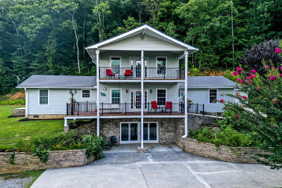 Blount County Single Family Home For Sale: 4663 Nebo Mountain Rd