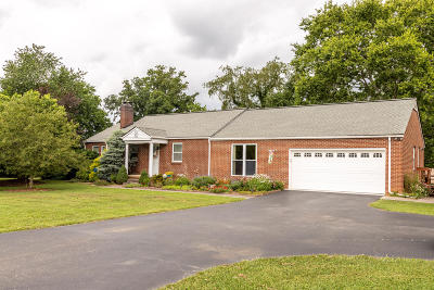 Maryville Single Family Home For Sale: 3779 Tuckaleechee Pike