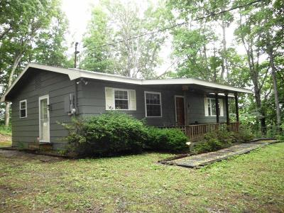 Tellico Plains Single Family Home For Sale: 232 Belcher Loop Rd
