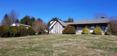 Friendsville Single Family Home For Sale: 4037 Big Springs Ridge Rd