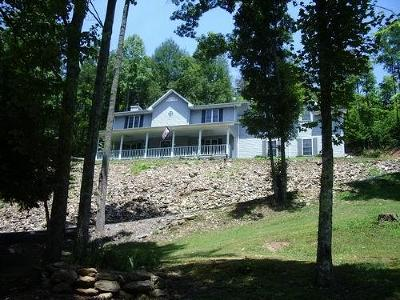 Single Family Home For Sale: 2673 S Clear Fork Rd