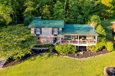 Blount County Single Family Home For Sale: 2244 Jones Bend Rd
