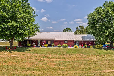 Single Family Home For Sale: 910 Reagan Valley Rd