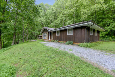 Tellico Plains Single Family Home For Sale: 324 Nichols Branch Rd