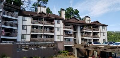 Gatlinburg Condo/Townhouse For Sale: 616 Turkey Nest Rd #312