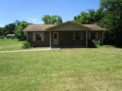 Blount County, Loudon County, Monroe County Single Family Home For Sale: 3390 Simpson Rd