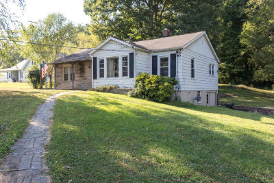 Knoxville Single Family Home For Sale: 3807 NE Valley View Drive