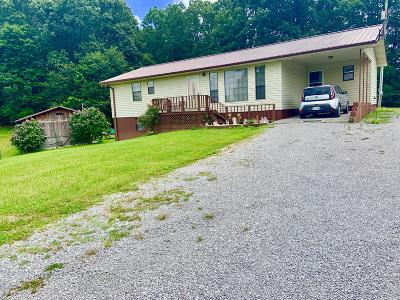 New Tazewell Single Family Home For Sale: 233 Tolliver Ridge Rd