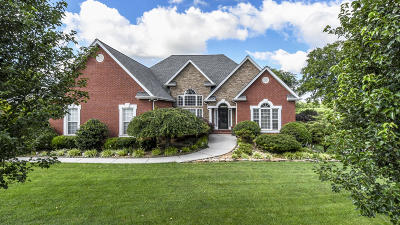 Maryville Single Family Home For Sale: 2560 Creekstone Circle
