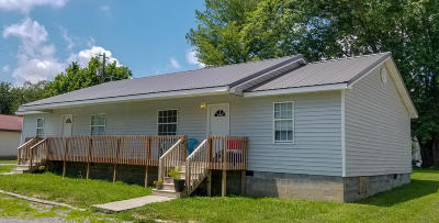 Cumberland Gap Multi Family Home For Sale: 209 Claiborne Ave