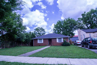 Knoxville Multi Family Home For Sale: 2808 E 5th Ave