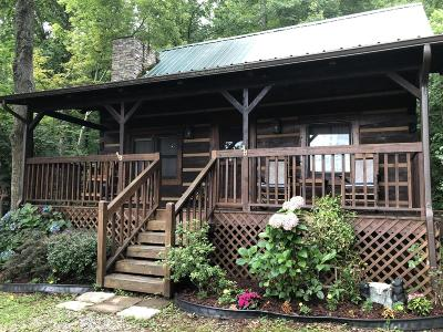 Tellico Plains Single Family Home Pending - Continue To Show - I: 171 Townview Drive