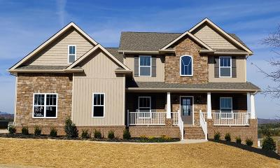 Oak Ridge Single Family Home For Sale: 108 Checkerberry Rd #Lot 524