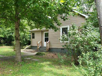 Knoxville Single Family Home For Sale: 714 Maynard Ave