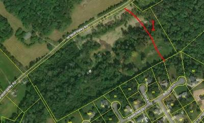 Residential Lots & Land For Sale: Wolf Valley Lot 1 Rd