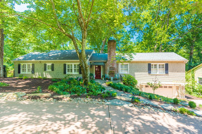 Knoxville Single Family Home For Sale: 1525 Duncan Rd